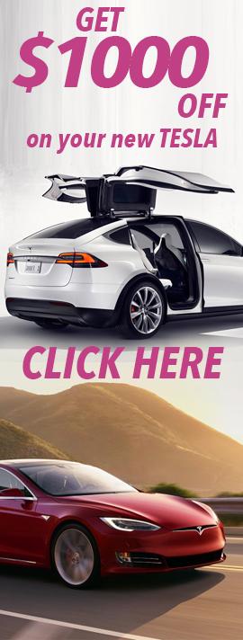 Tesla-Promotion